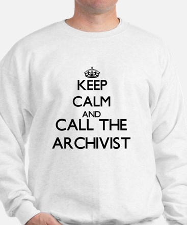 Cute Archivist Sweatshirt