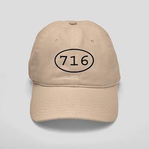 716 Oval Cap