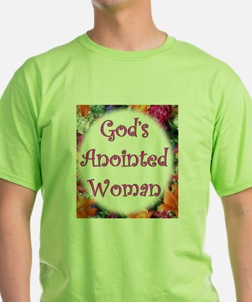 Gods anointed T-Shirt