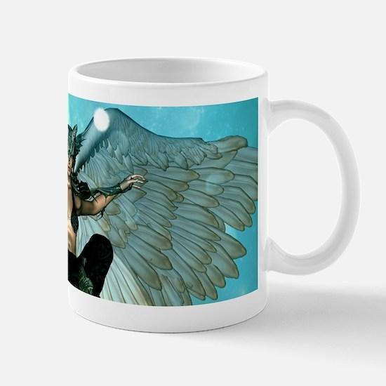 Wonderful angel in the sky Mugs