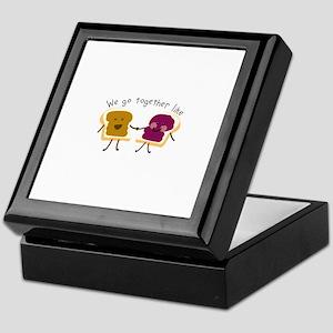 Together Sandwich Keepsake Box