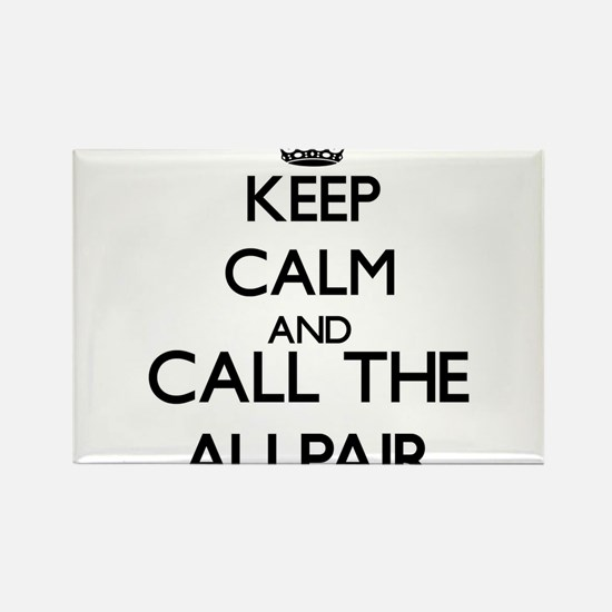 Keep calm and call the Au Pair Magnets