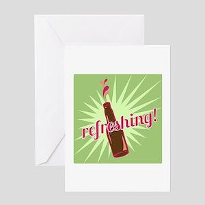 Refreshing Pop Greeting Cards