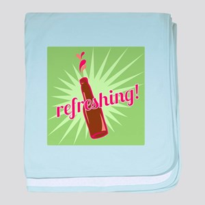 Refreshing Pop baby blanket