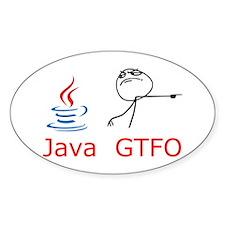 Java GTFO Sticker