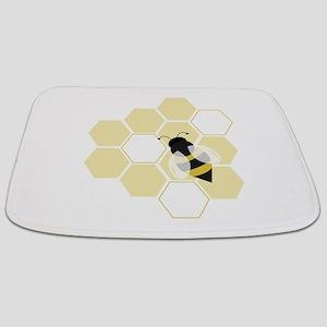 Honeybee Bathmat