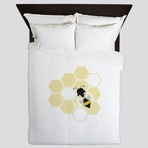 Honeybee Queen Duvet