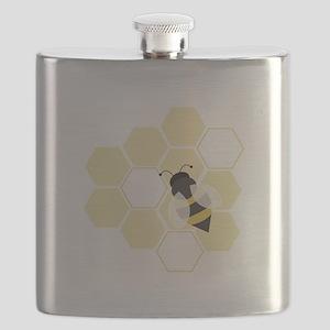 Honeybee Flask