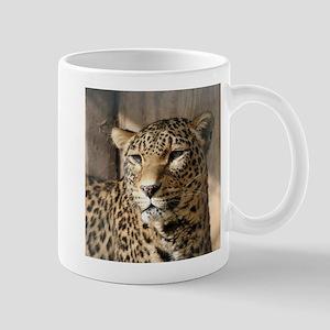 Leopard001 Mugs