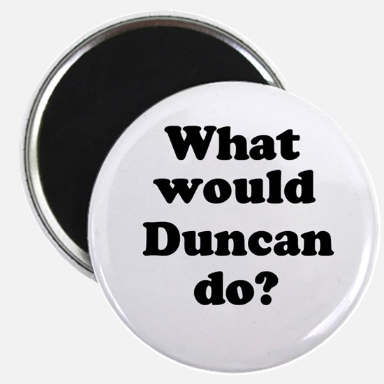 Duncan Magnet