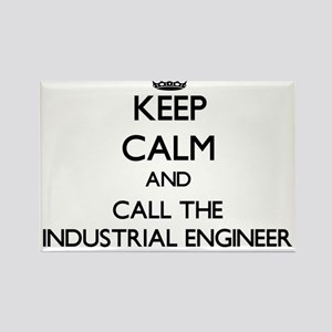 Keep calm and call the Industrial Engineer Magnets