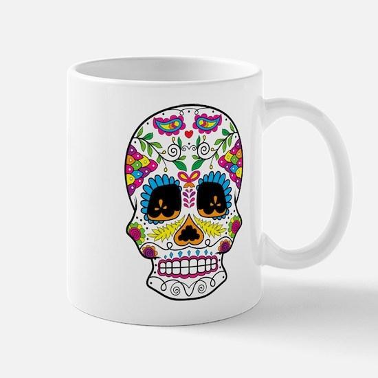 Sugar Skull 5 Mugs