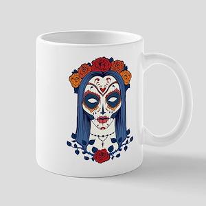 Sugar Skull 6 Mugs