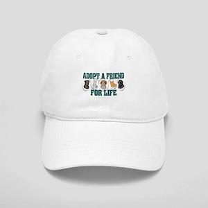 Adopt A Friend Cap