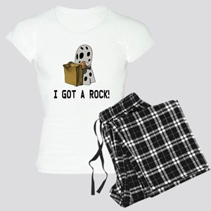 I got a rock! Women's Light Pajamas