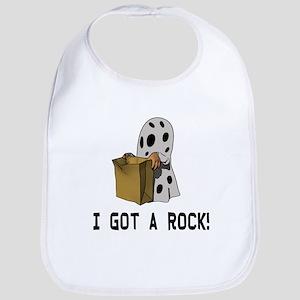 I got a rock! Bib