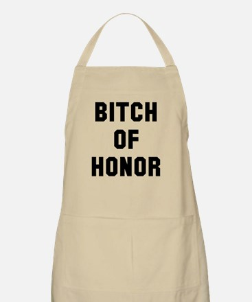 Bitch of Honor Apron