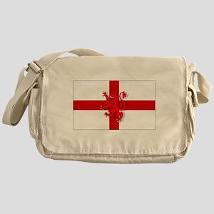 English Lion Flag Messenger Bag