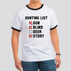 Hunting List Ringer T