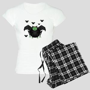 Bat Frog Women's Light Pajamas