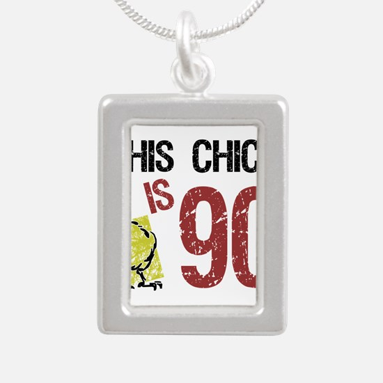 Women's Funny 90th Birthday Necklaces