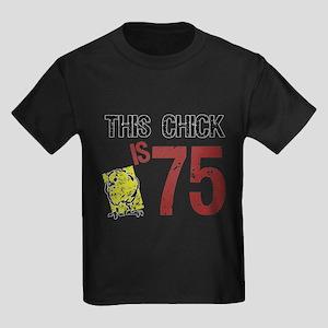 Women's Funny 75th Birthday T-Shirt