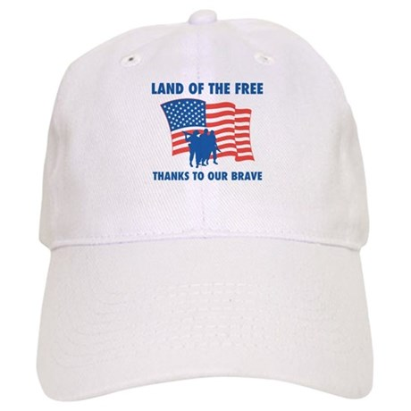 Thanks To Our Brave Cap
