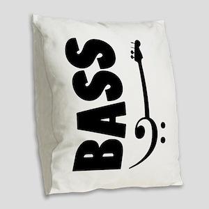 Bc-2 Burlap Throw Pillow