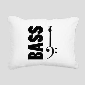 Bc-2 Rectangular Canvas Pillow