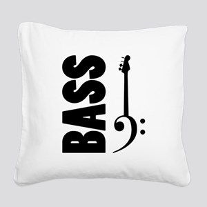 Bc-2 Square Canvas Pillow