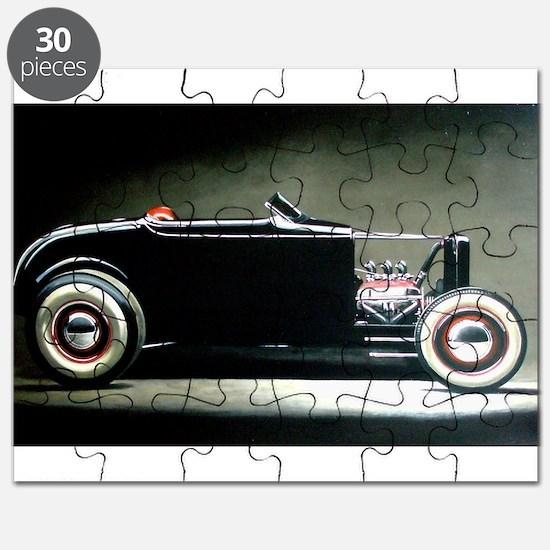 Unique Ford cars Puzzle