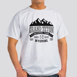 Grand Teton Vintage Light T-Shirt