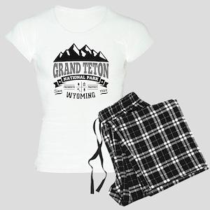 Grand Teton Vintage Women's Light Pajamas