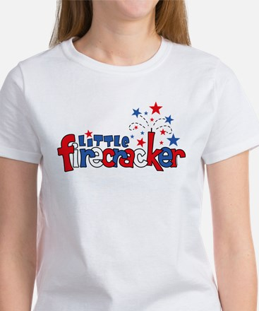 Little Firecracker Women's T-Shirt