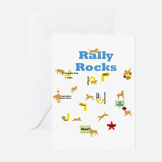 Rally 4 Greeting Cards (Pk of 10)