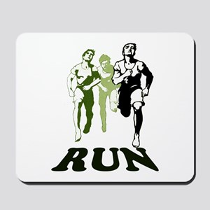 Run Mousepad