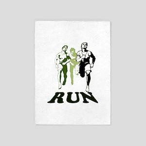 Run 5'x7'Area Rug