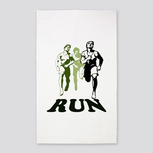 Run 3'x5' Area Rug