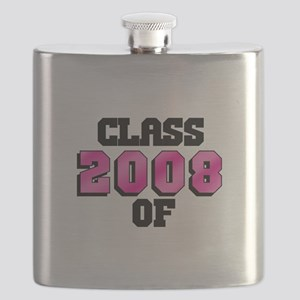 Class of 2008 Flask