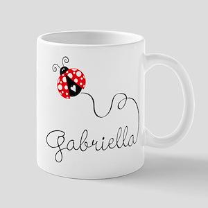 Ladybug Gabriella Mugs