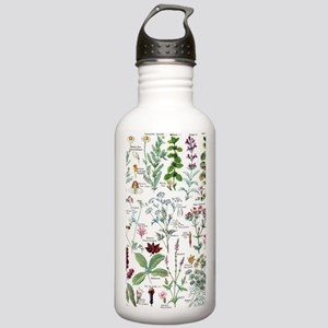 Larousse Plantes diges Stainless Water Bottle 1.0L