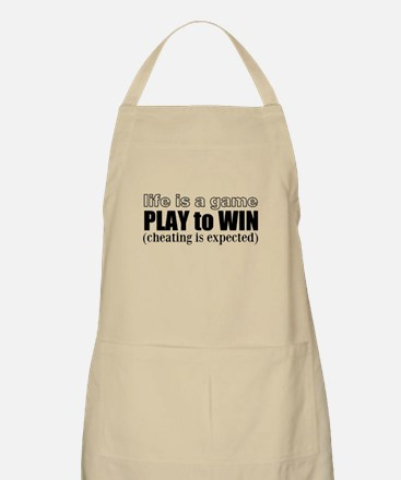 Play To Win Apron