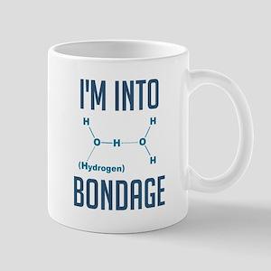 I'm into Hydrogen Bondage Mugs