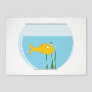 Fish Bowl 5'x7'Area Rug