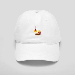 Fast Food Baseball Cap