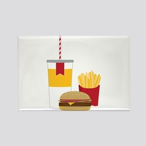 Fast Food Magnets