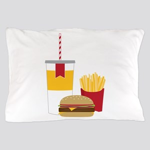 Fast Food Pillow Case