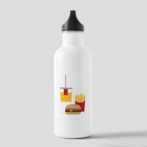 Fast Food Water Bottle