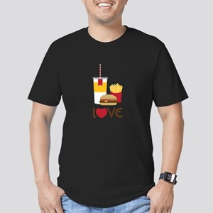 Love Fast Food T-Shirt