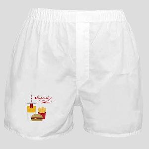 Supersize Mine! Boxer Shorts